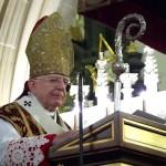 36. rocznica wprowadzenia stanu wojennego - Homilia abp. Marka Jędraszewskiego w Katedrze Wawelskiej - 13 grudnia 2017