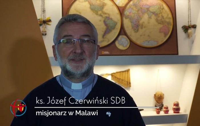 Adwent z misjonarzem – Rekolekcje internetowe z ks. Józefem Czerwińskim SDB – Odcinek 1