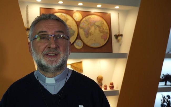 Adwent z misjonarzem – Rekolekcje internetowe z ks. Józefem Czerwińskim SDB – Odcinek 3