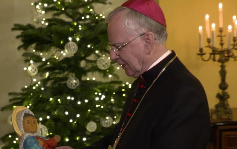 Boże Narodzenie arcybiskupa Marka Jędraszewskiego - reportaż