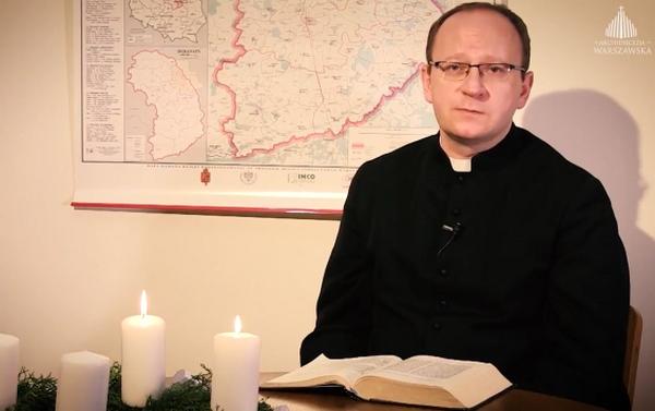 2. Niedziela Adwentu – Komentarz do liturgii słowa: Ks. Bartłomiej Pergoł – 10 grudnia 2017