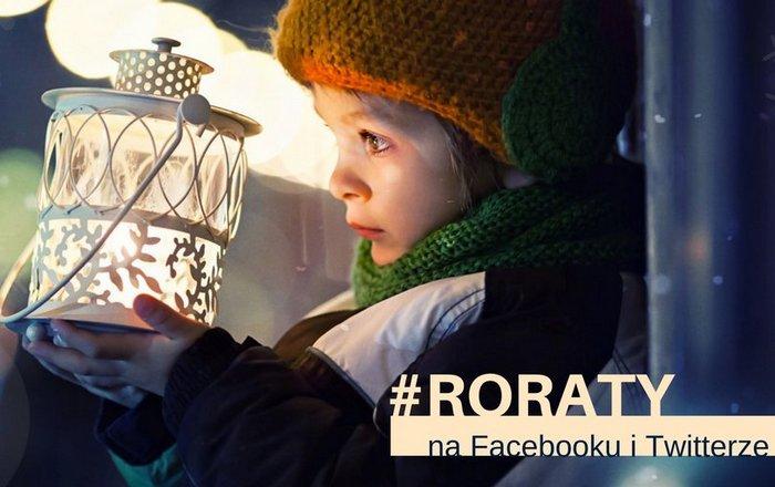 """Akcja #Roraty to okazja, by podzielić się zdjęciami zrobionymi przy okazji rorat z innymi"""""""