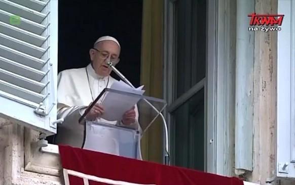 Anioł Pański w Watykanie - Niedziela Chrztu Pańskiego, 7 stycznia 2018
