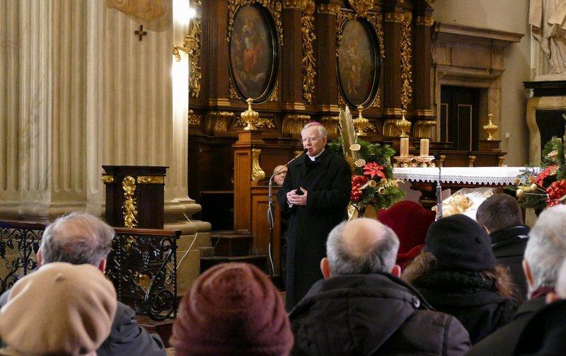 Dialogi z Arcybiskupem Jędraszewskim - 18 stycznia 2018 - Co to znaczy mieć relację z Bogiem?