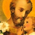 Św. Józef i Jezus