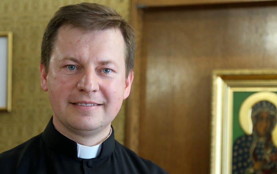 Ks. dr Paweł Rytel-Andrianik, rzecznik KEP