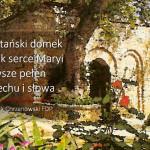 Nazaretański domek - Ks. Marek Chrzanowski FDP