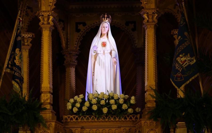 Matka Boża Fatimska Misericors Codzienna Aplikacja