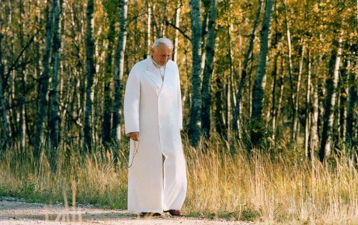 Jan Paweł II - fot. Arturo Mari