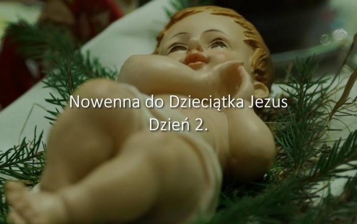 Nowenna do Dzieciątka Jezus - dzień 2