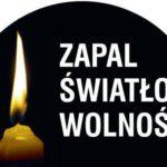 """Zapal wirtualną świecę - Dołącz do akcji """"Ofiarom stanu wojennego. Zapal Światło Wolności"""""""