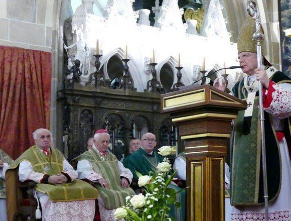 Inauguracja Jubileuszowej Nowenny za Ojczyznę | Abp Marek Jędraszewski | Katedra na Wawelu, 11.02.2018