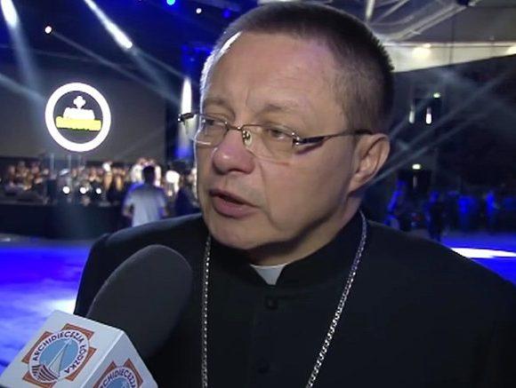 Abp Grzegorz Ryś: piękny Kościół tutaj mamy! - Arena Młodych w Łodzi - 21 marca 2018