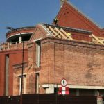 Sanktuarium Bożego Miłosierdzi w Płocku - trwa budowa