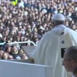 Papieska pielgrzymka do San Giovanni Rotondo - Homilia Franciszka w sanktuarium św. Ojca Pio - 17 marca 2018