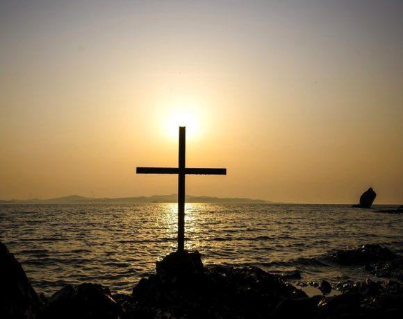 Krzyż, wybrzeże, Korea