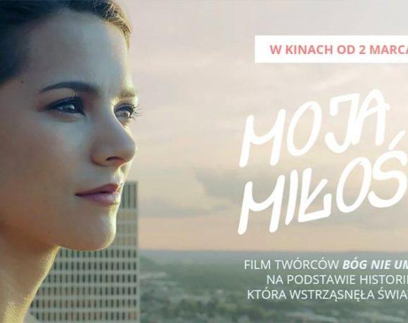 """Film """"Moja miłość"""" od 2 marca 2018 w polskich kinach!"""