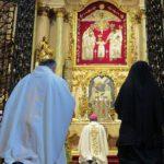 Pielgrzymka Zgromadzenia Sióstr Matki Bożej Miłosierdzia do Sanktuarium św. Józefa w Kaliszu