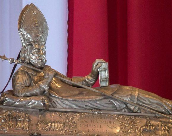 Św. Wojciech, Patron Polski