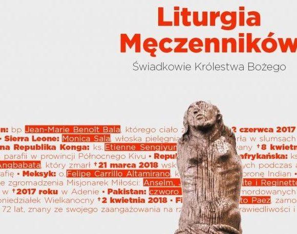 Ekumeniczna Liturgia Męczenników w Warszawie - 23 kwietnia 2018
