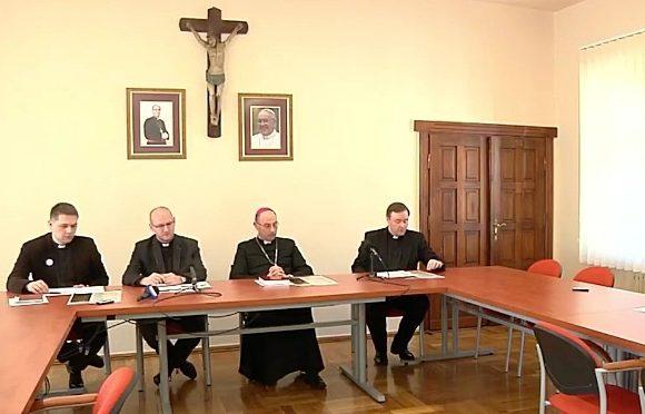 Odpust św. Wojciecha i zakończeniem obchodów 600-lecia prymasostwa w Polsce - Konferencja prasowa - 19 kwietnia 2018
