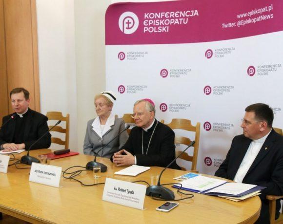 Konferencja prasowa przed beatyfikacją Hanny Chrzanowskiej - 16 kwietnia 2018
