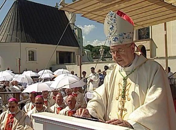 3 maja 2018 na Jasnej Górze - Homilia abp. Stanisława Gądeckiego