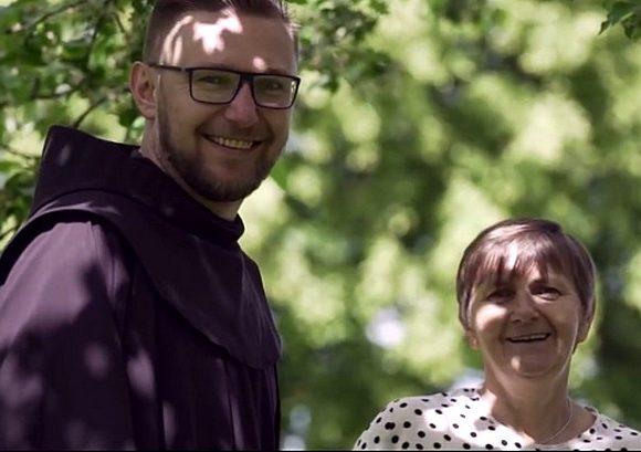 Piękna Matka - teledysk - O. Łukasz Buksa OFM