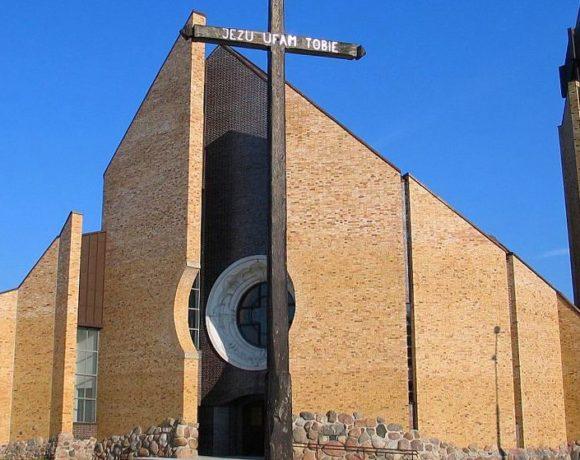 Sanktuarium Bożego Miłosierdzia w Łodzi