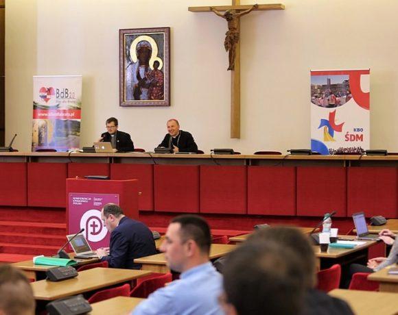 Spotkanie duszpasterzy młodzieży i koordynatorów Światowych Dni Młodzieży - Warszawa, 21 maja 2018