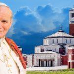 18 maja - 98. rocznica urodzin Jana Pawła II - Uroczystości w Sanktuarium św. Jana Pawła II w Krakowie