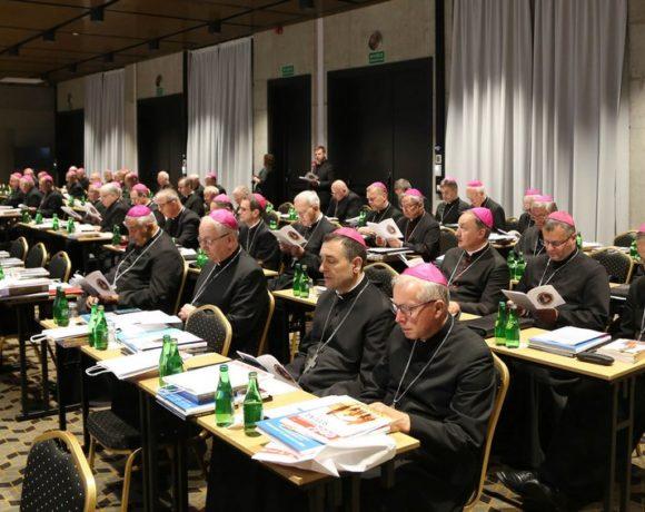 379. Zebranie Plenarne Konferencji Episkopatu Polski