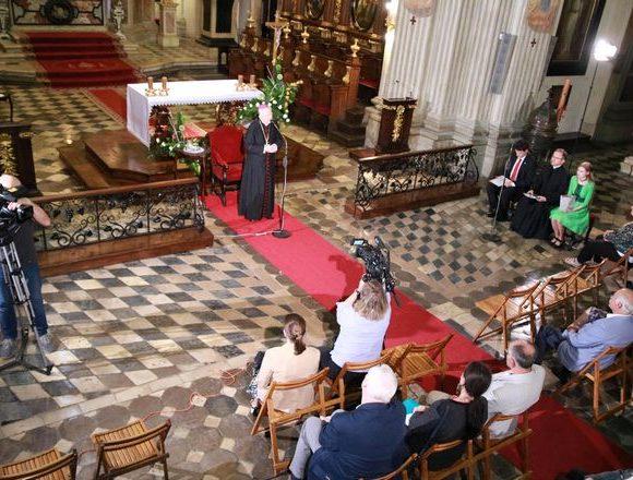"""Dialogi z Arcybiskupem Jędraszewskim: """"IV przykazanie. Szacunek - czy zawsze?"""" - 14 czerwca 2018"""