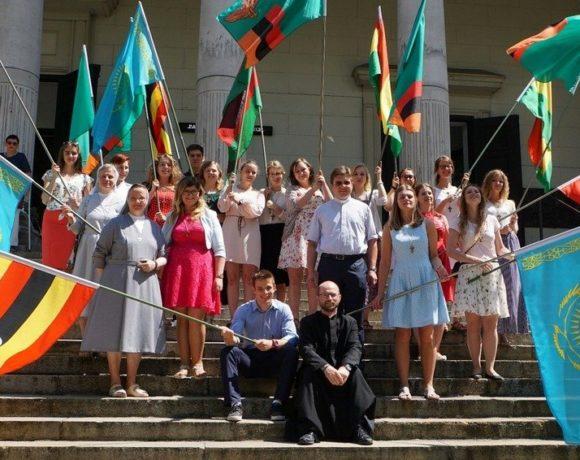 Posłanie misyjne 2018 wolontariuszy Międzynarodowego Wolontariatu Don Bosco