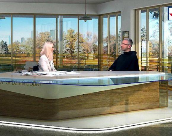Wkrótce inauguracja Światowego Centrum Modlitwy o Pokój w Niepokalanowie – O. Andrzej Sąsiadek OFMConv. gościem TV Republika – 16 lipca 2018
