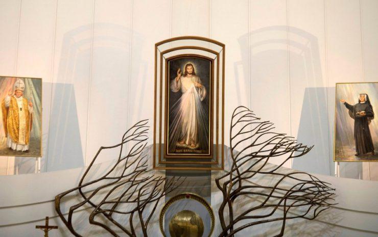 18 listopada 2018 uroczyste odnowienie Aktu Przyjęcia Jezusa Chrystusa za Króla i Pana