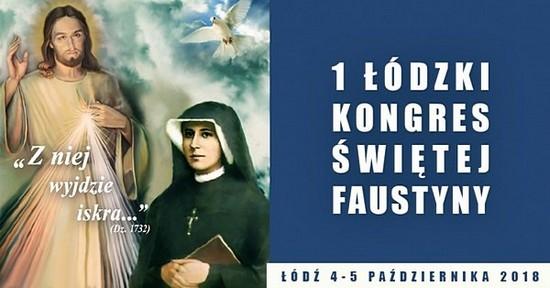 1. Łódzki Kongres Świętej Faustyny - dołącz