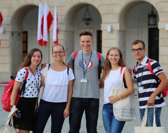 List do Ojca Świętego Franciszka uczestników II Kongresu Młodzieży Polonijnej - 4 sierpnia 2018