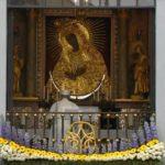 Pielgrzymka papieża Franciszka na Litwę – Wizyta w w Sanktuarium Matki Bożej Miłosierdzia w Ostrej Bramie – 22 września 2018