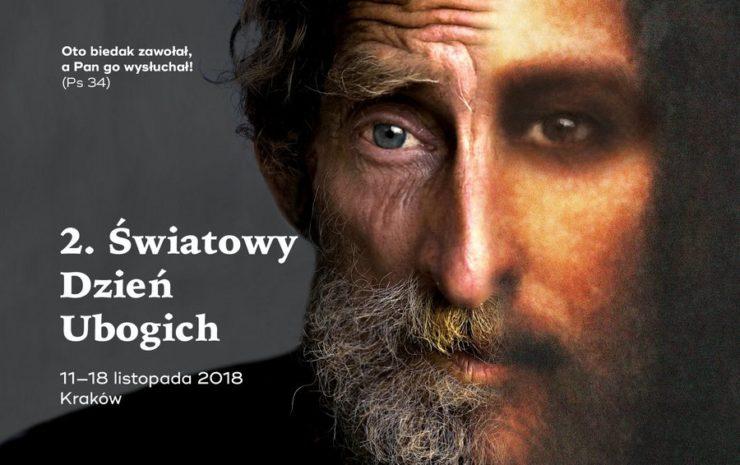 2. Światowy Dzień Ubogich w Archidiecezji Krakowskiej, 11-18 listopada 2018 - Program wydarzeń