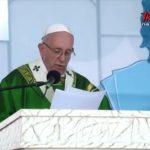 Homilia papieża Franciszka podczas Mszy św. Posłania na Campo San Juan Pablo II - Metro Park na zakończenie 34. Światowych Dni Młodzieży w Panamie - 27 stycznia 2019