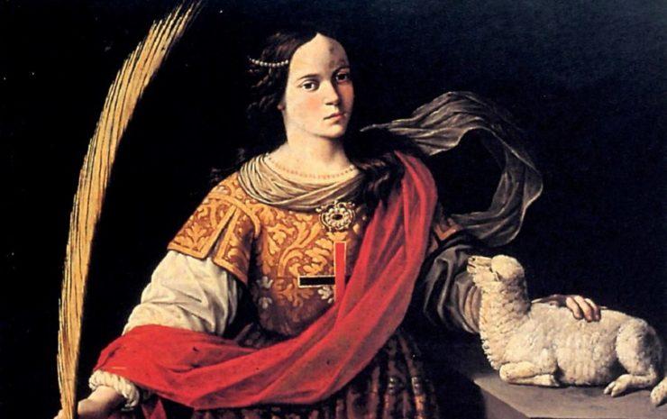 Św. Agnieszka rzymska