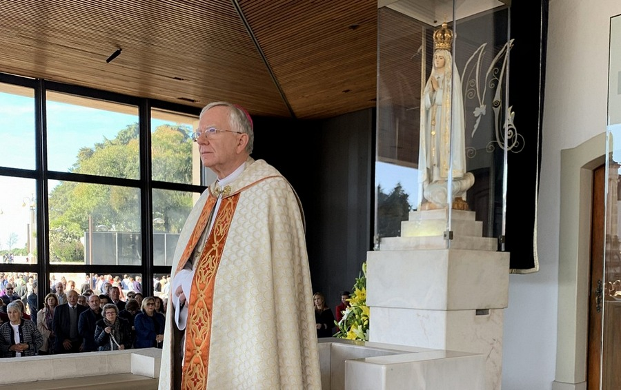 Homilia Abp Marka Jędraszewskiego W Bazylice Trójcy świętej