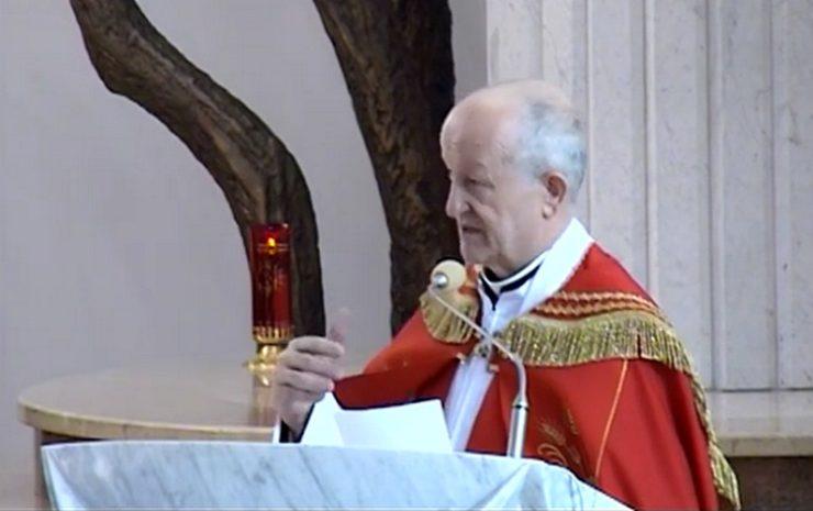2. Kazanie Pasyjne w Sanktuarium Bożego Miłosierdzia w Łagiewnikach - Ks. Stanisław Szczepaniec - 17 marca 2019