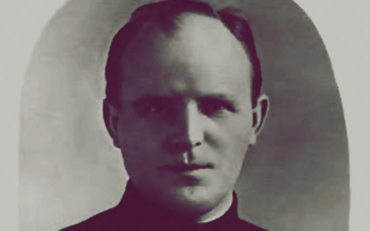 Ojciec Józef Andrasz SJ