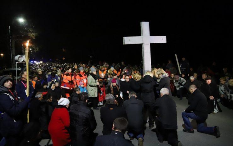 13. Nowohucka Droga Krzyżowa - Rozważania abp. Marka Jędraszewskiego - 14 kwietnia 2019