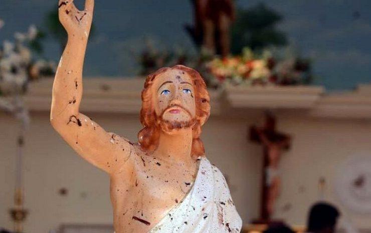 Jezus na Sri Labce