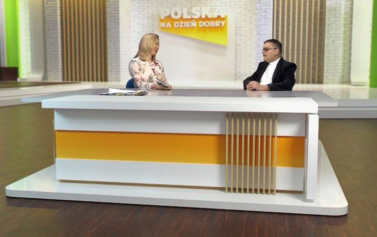 Cierpienie nas uszlachetnia, ale pamiętajmy: Bóg nie zsyła cierpienia - Ks. Marek Chrzanowski FDP gościem TV Republika