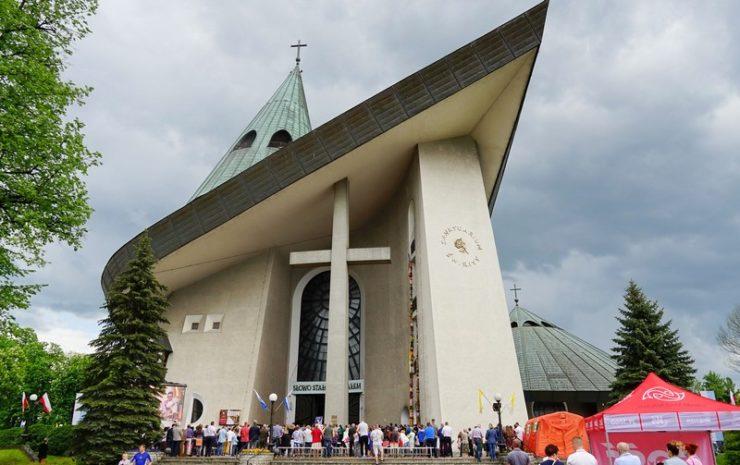 Sanktuarium św. Rity w Nowym Sączu