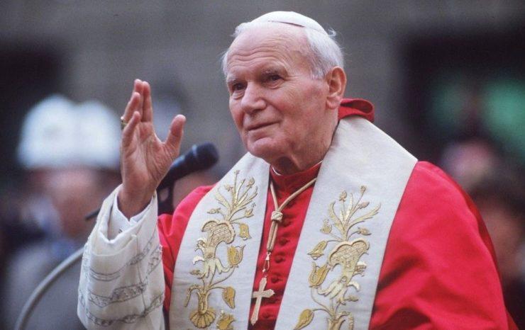 Św. Jan Paweł II papież